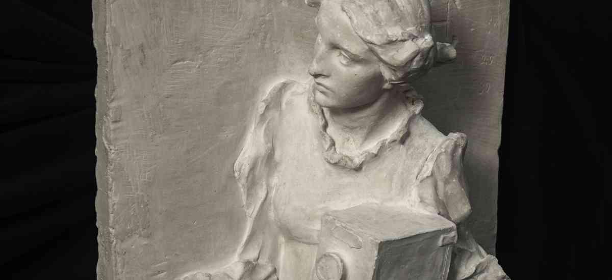 Els escultors de Domènech i Muntaner