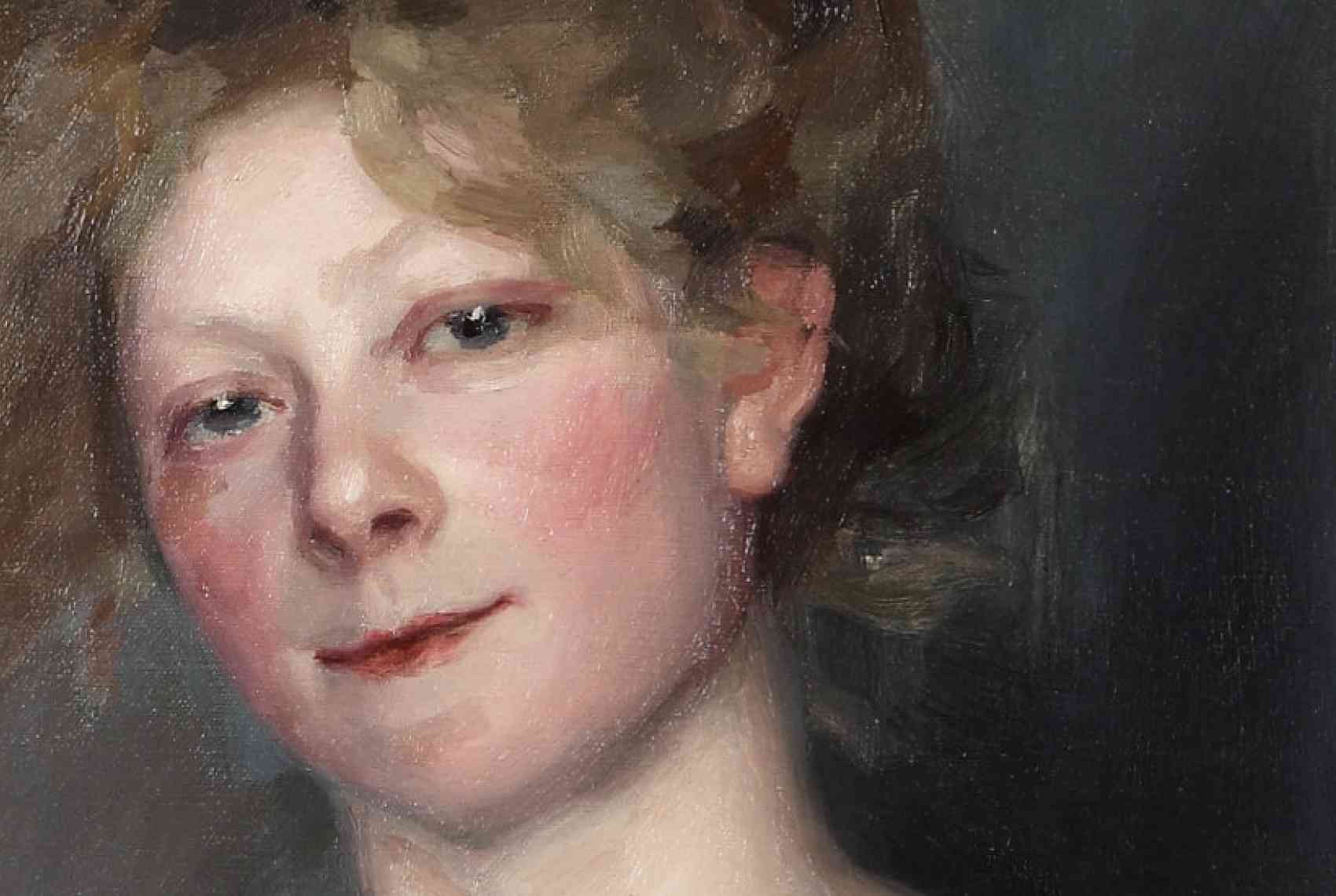 Lluisa Vidal, pintora Modernista